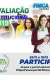 Venha fazer a Avaliação Institucional 2019 da Faculdades Integradas Aparício...